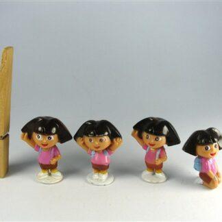 4 kleine dora's