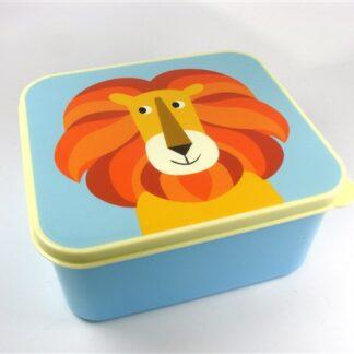 Lunchdoos leeuw