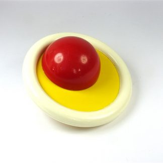 Draaiende bol