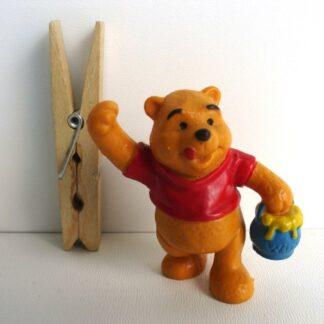 Winny the Pooh met pot honing
