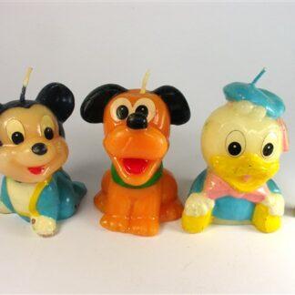 Vintage Disney kaarsen