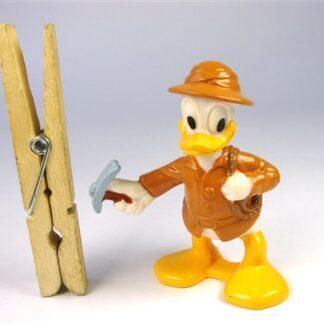 Donald Duck als ontdekkingsreiziger