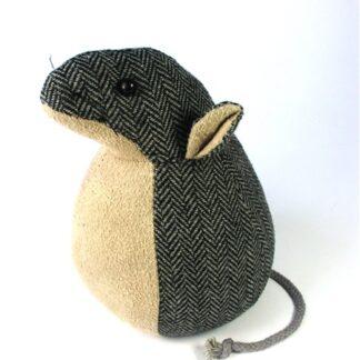 Deurstopper stoere muis