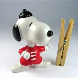 Snoopy yoga