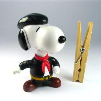 Snoopy met rode sjaal