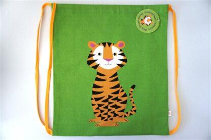 Gymtasje tijger