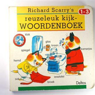 Richard Scarry boekje