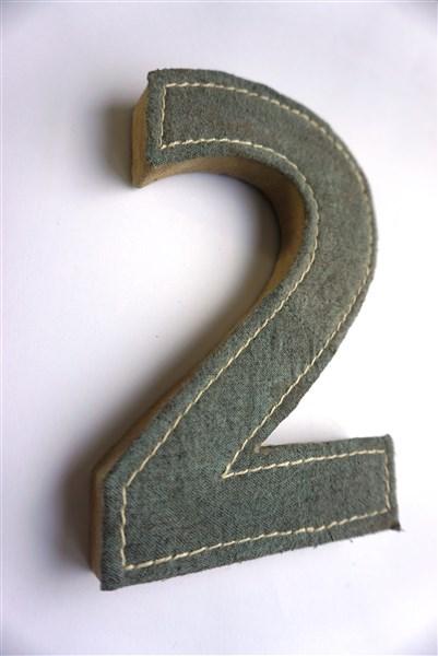 Het cijfer twee