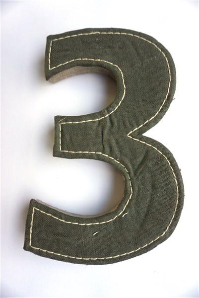 Het cijfer drie
