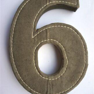 Het cijfer zes