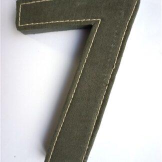 Het cijfer zeven