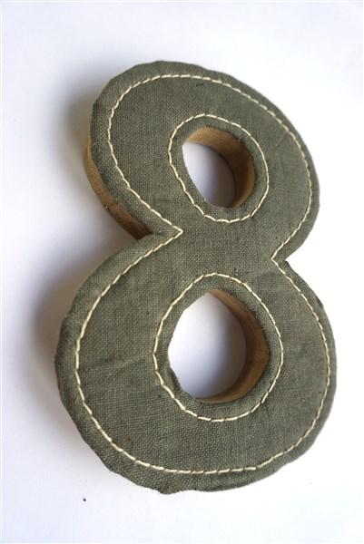 Het cijfer acht