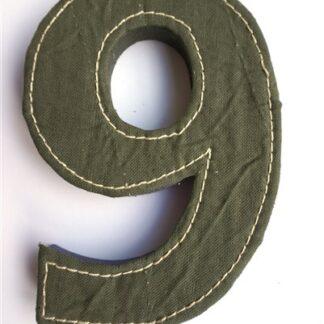 Het cijfer negen
