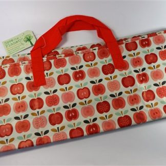 "Ruime tas ""Vintage apples"""