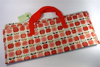"""Ruime tas """"Vintage apples"""""""