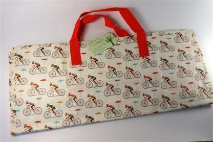 """Ruime tas """"Cyclists"""""""