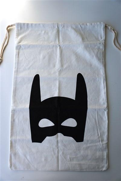 Batman, grote zak