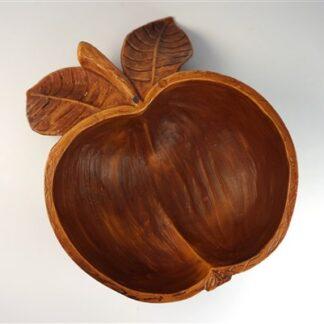 Kunststof appelbakje