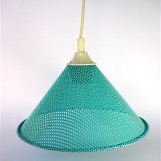 Hanglampje met gaatjes