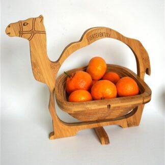 Kamelen bak van hout