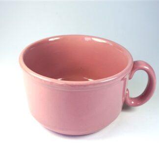 Roze soepkom