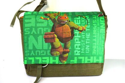 Stoere Turtle tas