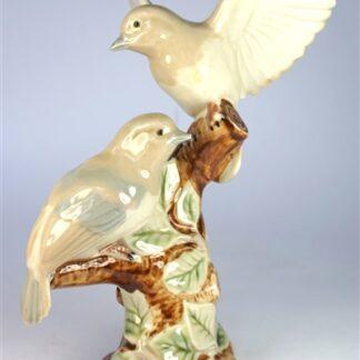 Vogeltjes porcelein