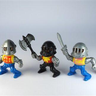 3 Ridders