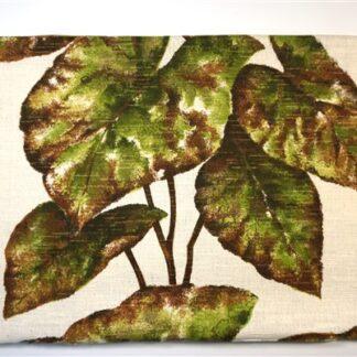 Kussenhoes bladeren