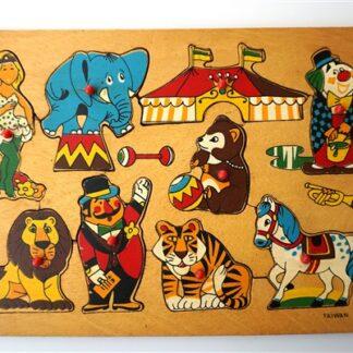 Circus puzzel