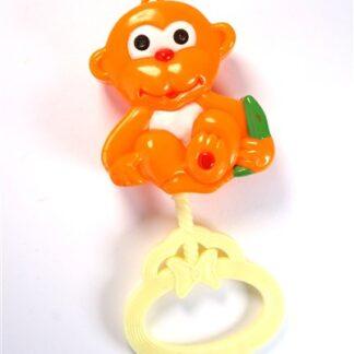 Oranje aap rammelaar