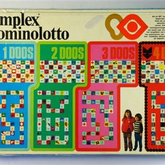 Simplex domino lotto