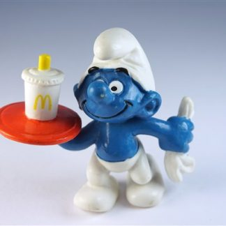 Mc Donald Smurfje