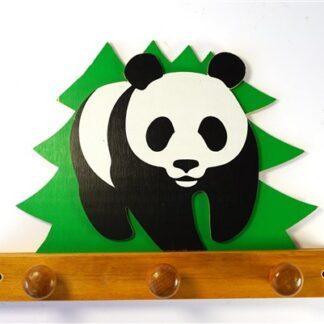 Kapstokje Panda