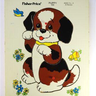 Vintage puzzel Fisher Price