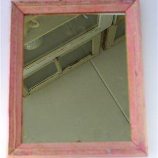 Roze spiegeltje
