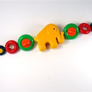 Wagenspanner olifant