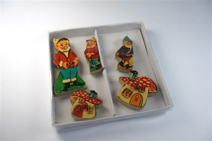 5 kabouter magneten