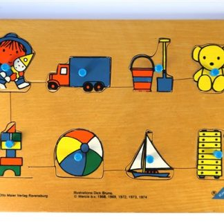 Vintage puzzel Dick Bruna