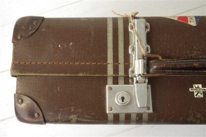 Vintage koffer verstelbaar