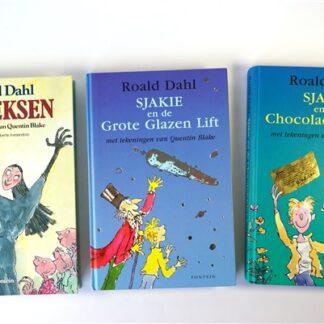 3 Roald Dahl klassiekers