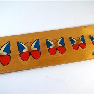 Vlinder puzzel Rolf