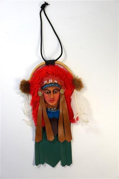Indianen hanger