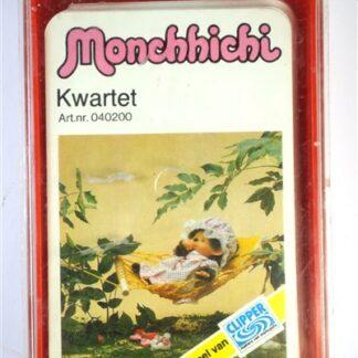 Monchhichi kwartet