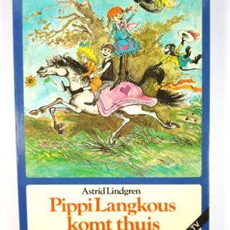 Pippi Langkous komt thuis