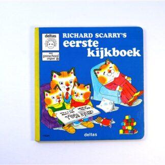 R.Scarry's eerste kijkboek