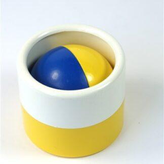 Speeltje met rollende bal