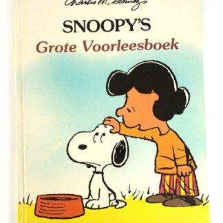Snoopy's grote voorleesboek