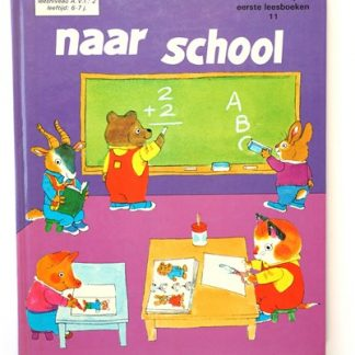 Richard Scarry - Naar school