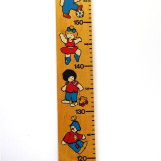 Vintage groeimeter